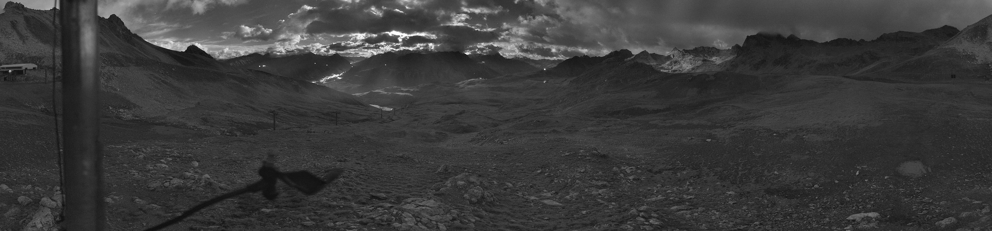 St. Moritz / Trais Fluors Bergstation / 7500 / Schweiz